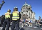 Vācijas policija novērsusi uzbrukumu Berlīnes pusmaratonam
