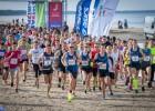Majoru pludmalē jau ierasti startēs Jūrmalas skriešanas svētki