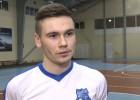 """Video: Matjušenko:""""""""Nikaram"""" ir ļoti svarīgi finālsēriju noslēgt trīs spēlēs"""""""