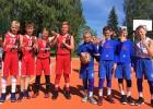 """""""A7 tūre"""" 3x3 basketbolā atklāta ar 36 komandu turnīru Iecavā"""