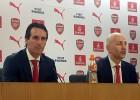 """Emerijs uz """"Arsenal"""" intervijām ieradies ar plānu, kā progresēt ar pašreizējo sastāvu, nevis iepirkties"""