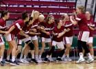Daugavpils grupējums pārsteidz Zviedriju, U18 meitenēm pārliecinoša uzvara