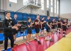 Latvijas U-20 handbolisti apspēlē arī Gruziju, izcīna trešo uzvaru trīs spēlēs