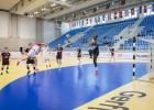 Latvijas U-20 handbolistiem cīņa pret mājinieci Melnkalni par uzvaru apakšgrupā