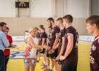 Latvijas U20 izlasei ceturtā vieta Eiropas čempionātā B divīzijā