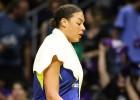 """Elizabete Kembedža: """"Citur maksā vairāk. Iespējams, ka 2019. gadā nespēlēšu WNBA"""""""