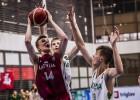 Latvijas U16 kadeti zaudē Lietuvai un otro gadu pēc kārtas Eiropā finišē astotie