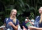 Video: Ārpus basketbola: pastaiga ar smiekliem un jokiem