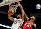 """Deivisa 36+15 neglābj """"Pelicans"""", """"Jazz"""" un """"Clippers"""" gatavošanos pabeidz ar 5-0"""