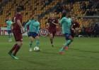 Video: U21 izlase kvalifikācijas turnīra priekšpēdējā spēlē zaudē Nīderlandei