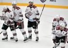 """Video: Majone kļūst par KHL rezultatīvāko spēlētāju, """"Dinamo"""" uzvar"""