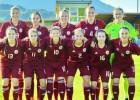 Latvijas U17 futbolistes nākamgad tiksies ar Eiropas čempioņu jauno paaudzi