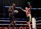 Vailderam WBC smagsvaru čempiona josta būs jāaizstāv pret Brīzīli