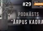 Video: #29 <i>Ārpus Kadra</i>: Porziņģis, Bertāns, Žagars un citi iesaka: sporta filmu topi