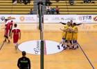 "Video: Daugavpils Universitāte trijos setos zaudē ""Rakverei"""