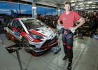 WRC rallija leģenda Markuss Gronholms ar ''Toyota Yaris WRC'' startēs Zviedrijas rallijā