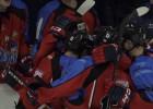 """Video: """"Zemgale/LLU"""" ar trīs vārtu pārsvaru uzveic OHL vicelīderus"""