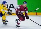 Latvijas izlasei pasaules čempionātā šogad nepalīdzēs Miķelis Rēdlihs