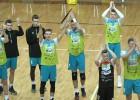 """Video: """"Jēkabpils Lūši"""" regulāro turnīru pabeidz ar uzvaru pār DU"""