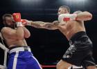 Kambala profesionālajā boksā atgriežas ar nokautu