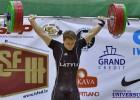 Mežinskim rekordi un devītā vieta Eiropas čempionātā