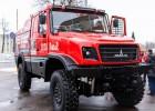 """Baltkrievu """"MAZ"""" pirmo reizi trasē dodas ar jauno 960 zs jaudīgo sacīkšu auto"""