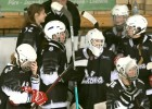"""Video: """"Laima"""" hokejistes spēlē par zeltu bullīšos izcīna uzvaru pār """"Pārdaugava/Lauvas"""""""