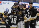 """Rubīna """"Growlers"""" panāk 2-0 ECHL Austrumu finālā"""