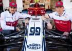 """Džovinaci varētu zaudēt vietu """"Alfa Romeo"""" komandā"""