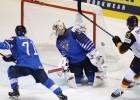 Draizaitls un Vācija sagādā Somijai pirmo zaudējumu pamatlaikā