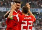 Dzjubam <i>pokers</i> un 9:0 uzvara, Igaunija izgāž mača galotni pret Ziemeļīriju