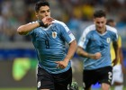 Urugvaja pirmajā spēlē sagrauj mazākumā nonākušo nevarīgo Ekvadoru
