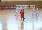 Video: Latvijas U-19 telpu futbolisti pārbaudes mačā piekāpjas Turcijai