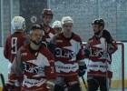 """Video: IHK """"Olaine"""" uzveic jautros biteniekus OlainFarm Līgas pusfinālā"""