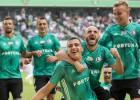 """EL: """"Legia"""" un """"Ararat-Armenia"""" ar uzvarām viesos nodrošina dalību """"play-off"""" kārtā"""