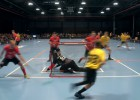 """Video: Akmeņlaukam pirmie vārti """"Kuršu"""" sastāvā, komandai uzvara bullīšos pār """"Rubeni"""""""