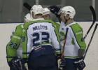 """Video: """"Mogo"""" hokejisti trešajā periodā nokārto uzvaru pār """"Dinaburgu"""""""