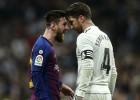 """""""Barcelona"""" un """"Real"""" vienojas par """"El Clasico"""" pārcelšanu uz decembri"""