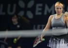 Ostapenko Luksemburgā sasniedz finālu sezonas pēdējā turnīrā