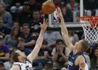 Video: Porziņģis ar bloku ielaužas NBA labākajos momentos