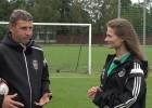 Video: Futbolbumbas: Dobrecova metodes un <i>ballīte</i> Tukumā
