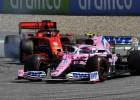 """Bergers: """"Ar """"Racing Point"""" mašīnu Fetels būtu vicečempions"""""""