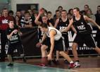 """Foto: Pļavnieku basketbolisti iepriecina līdzjutējus """"VEF Rīgas skolu superlīgā"""""""