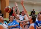 """Foto: """"DNB bankas"""" basketbolisti izcīna vēsturiskās bronzas medaļas Banku kausā"""