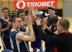 """Foto: """"Rīgas Nets"""" izcīna 3. vietu TBL trešajā līgā"""