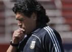 Maradona: ''Brazīlijas izlase manī rada bailes''