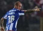 """Porto"" pussargs Meirelešs vainu noveļ uz miegaino sākumu"