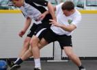 Ielu futbols 2. posms - 30. maijs, Esplanādes parks