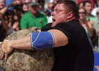"""The World's Strongest Man"" finālā triumfē Židrūns Savicks"