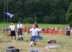 Kalniešu spēles Siguldā – jautrākās brīvdienas pēc skotu receptes